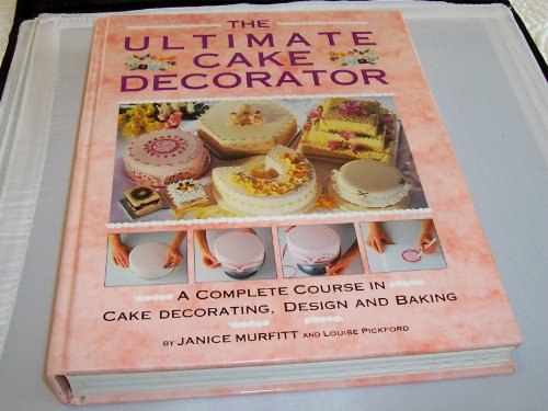The Ultimate Cake Decorator: Janice Murfitt, Louise