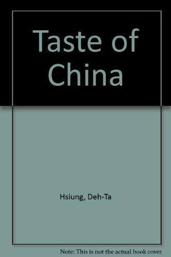 9780831787356: Taste of China
