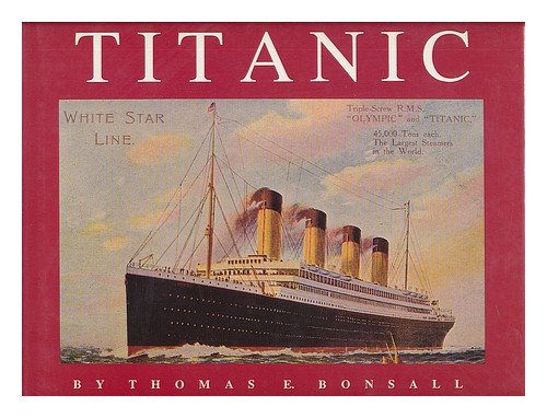 TITANIC, The Story Of The Great White Star Line Trio: The Olympic, The Titanic And The Britannic.