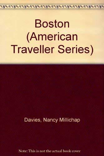 9780831788254: Boston (American Traveller Series)