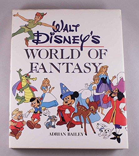 9780831792961: Walt Disney's World of Fantasy