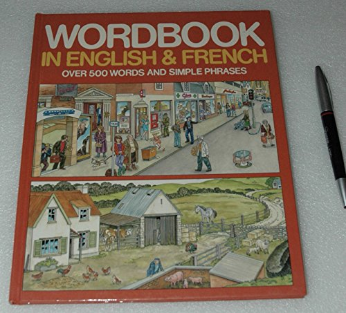 Wordbook in English and French (English and: n/a