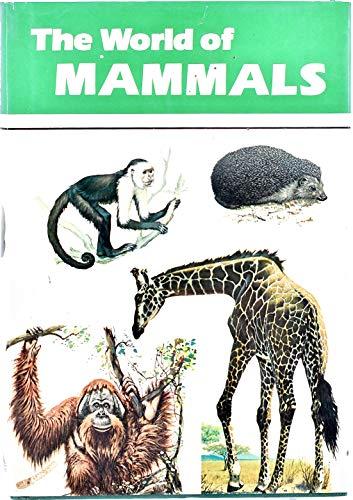 The World of Mammals.: Taglianti, Augusto Vigna.