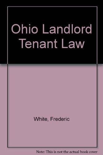 9780832206702: Ohio Landlord Tenant Law