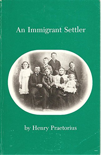 An Immigrant Settler