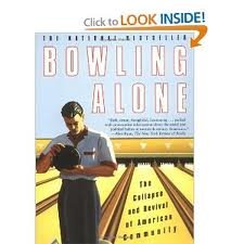 9780832569821: Bowling Alone: The Collapse and Revival of American Community 1st (first) edition