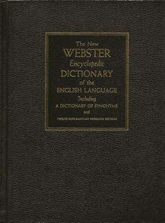 The New Webster Encyclopedic Dictionary of the: Virginia S. Thatcher;