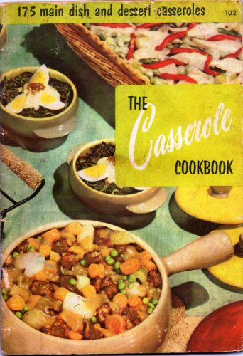 9780832605161: Culinary Arts Institute ~ THE CASSEROLE COOKBOOK