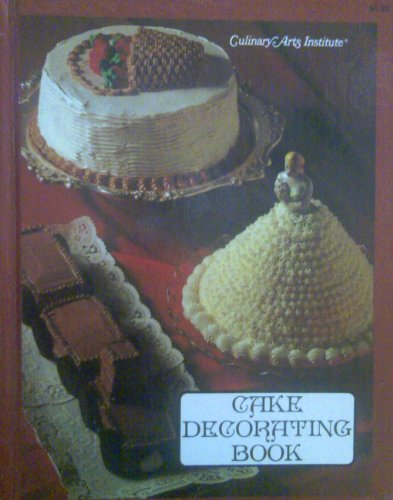 9780832606564: Cake decorating book (Adventures in cooking series) [Hardcover] by Magida, Ph...