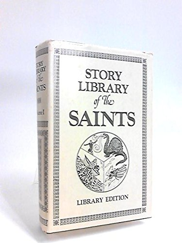 9780832618000: Story Library of the Saints, Volume I, II & III