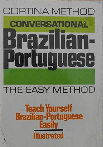 9780832700064: Conversational Brazilian Portugese (English and Portuguese Edition)