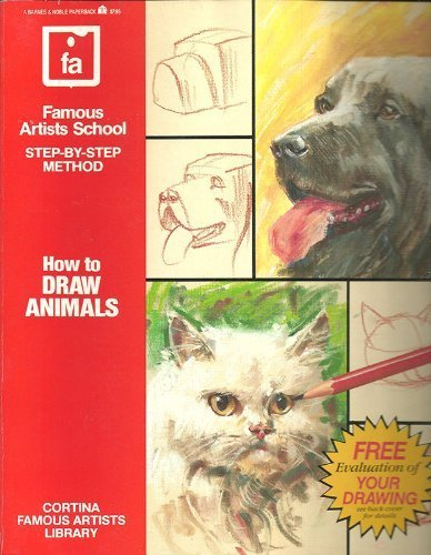 9780832709005: How to Draw Animals: Step-by-step Method