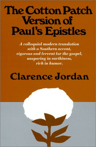 9780832910418: The Cotton Patch Version of Paul's Epistles