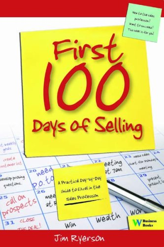 First 100 Days of Selling: Jim Ryerson