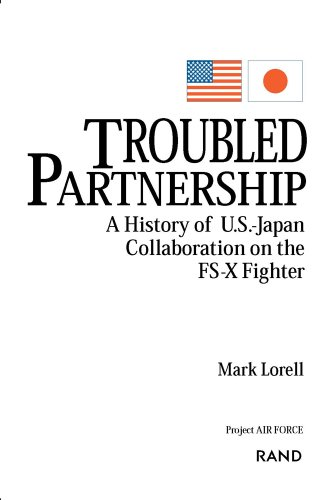 9780833023049: Troubled Partnership: An Assessment of U.S.-Japan Collaboration on the Fs-X Fighter