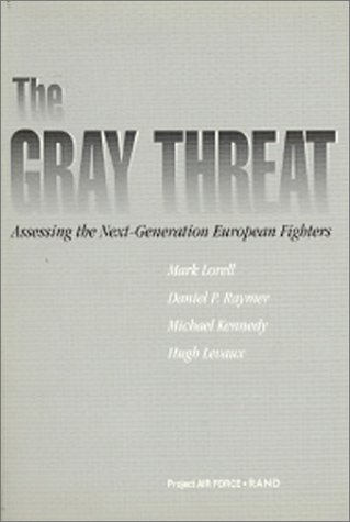 The Gray Threat: Assessing the Next-Generation European Fighters