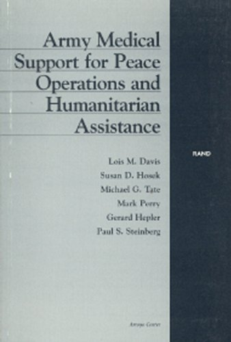 Army Medical Support for Peace Operations and Humanitarian Assistance: Perry, Mark; Hosek, Susan D....