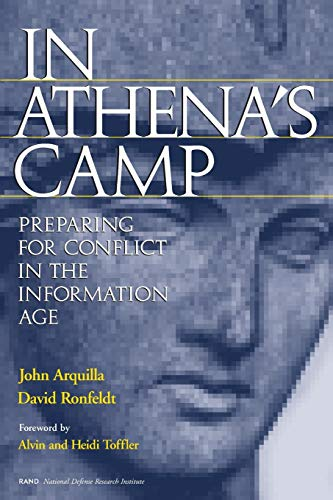 9780833025142: In Athena's Camp: Preparing for Conflict in the Information Age