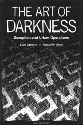 9780833027870: The Art of Darkness: Deception and Urban Operations