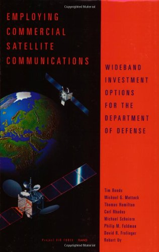 Employing Commercial Satellite Communications: Wideband Investment Options for the Department of ...