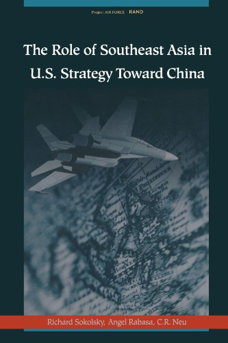 9780833028938: The Role of Southeast Asia in U.S. Strategy Toward China