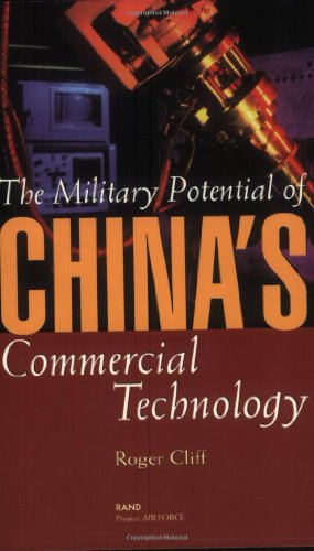 The Military Potential of China's Commercial Technology: Roger Cliff
