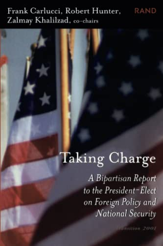 001: Taking Charge: A Bipartisan Report to