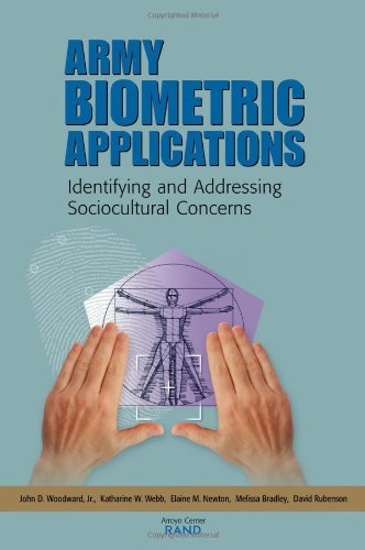 9780833029850: Army Biometric Applications: Identifying and Addressing Sociocultural Concerns