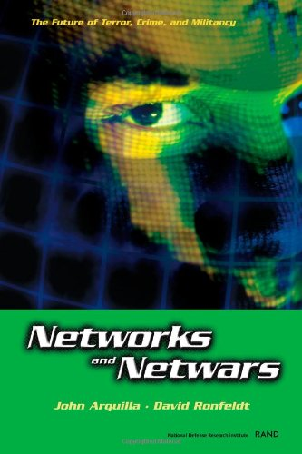 Networks and Netwars; The Future of Terror, Crime, and Militancy: Arquilla, John (Editor), and ...