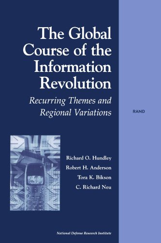 9780833034243: The Global Course of the Information Revolution: Recurring Themes and Regional Variations