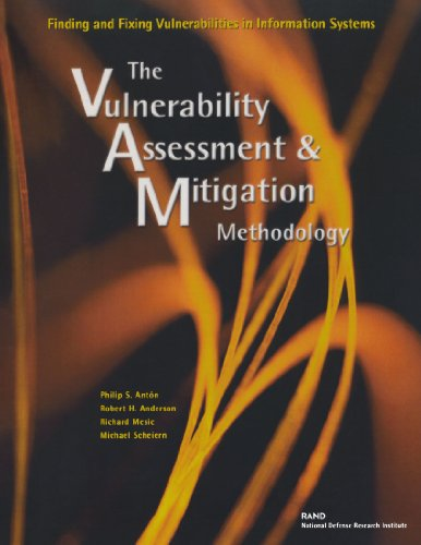 9780833034342: Finding and Fixing Vulnerabilities in Information Systems: The Vulnerability Assessment and Mitigation Methodology