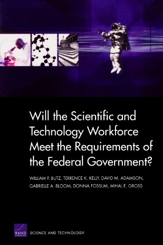 Will the Scientific and Technology Workforce Meet: Butz, William, Kelly,