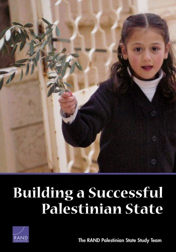 9780833035325: Building a Successful Palestinian State