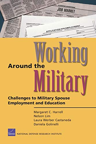 Working Around the Military: Challenges to Military Spouse E (0833036564) by RAND Corporation; Nelson Lim; Laura Werber Castaneda; Daniela Golinell