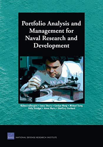 9780833036810: Portfolio Analysis And Management For Naval Research And Development