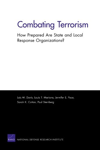 9780833037381: Combating Terrorism: How Prepared Are State and Local Response Organizations?