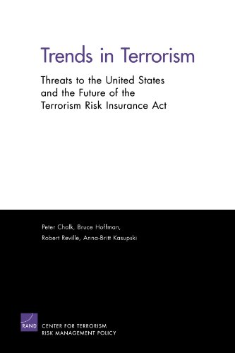 Trends in Terrorism: Threats to the United: Peter Chalk, Bruce