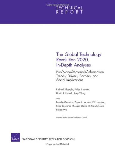 Global Technology Revolution 2020, In-depth Analysis: Bio/Nano/materials/information...