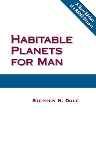 9780833042279: Habitable Planets for Man