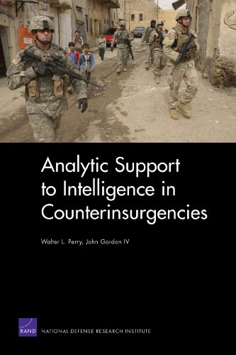9780833044563: Analytic Support to Intelligence in Counterinsurgencies