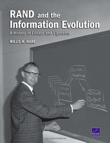 9780833045133: RAND and the Information Evolution: A History in Essays and Vignettes