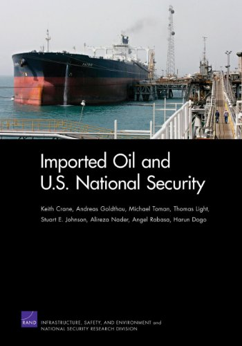 Imported Oil and U.S. National Security: Keith Crane, Andreas