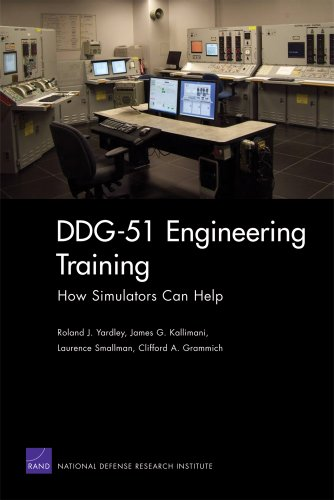 9780833047298: DDG-51 Engineering Training: How Simulators Can Help