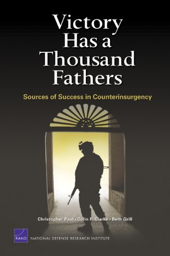 9780833049612: Victory Has a Thousand Fathers: Sources of Success in Counterinsurgency