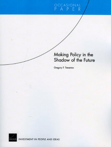 9780833049803: Making Policy in the Shadow of the Future (Occasional Paper)