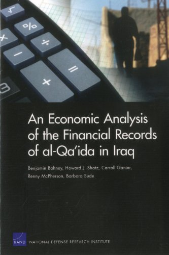9780833050397: An Economic Analysis of the Financial Records of al-Qa'ida in Iraq