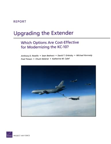 Upgrading the Extender: Which Options Are Cost-Effective: Rosello, Anthony