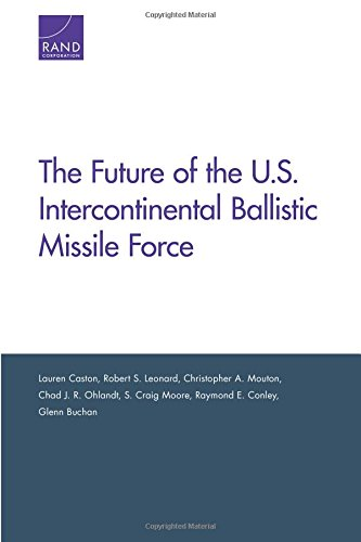 9780833076236: The Future of the U.S. Intercontinental Ballistic Missile Force