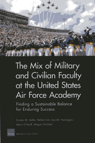 The Mix of Military and Civilian Faculty: Keller, Kirsten M.,
