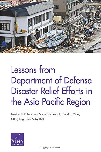 9780833080431: Lessons from Department of Defense Disaster Relief Efforts in the Asia-Pacific Region